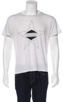 Saint Laurent Hollywood Palladium T-Shirt