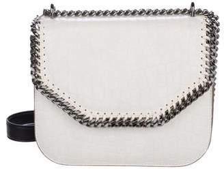 Stella McCartney Embossed Falabella Box Shoulder Bag w/ Tags