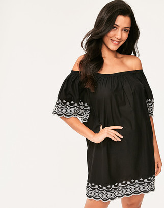 Figleaves Daisy Off The Shoulder Dress