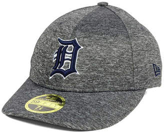 New Era Detroit Tigers Shadowed Low Profile 59FIFTY Cap