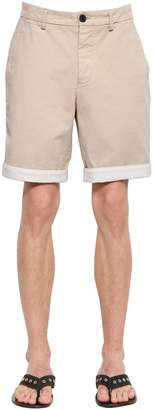 J.W.Anderson Cotton Chino Shorts