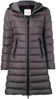 Moncler zipped padded coat