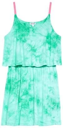 Splendid Tie Dye Popover Tank Dress