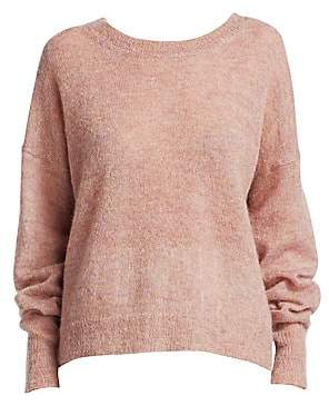 Etoile Isabel Marant Women's Cliftony Mohair Sweater