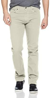 Levi's Men's 513 Slim Straight Pant
