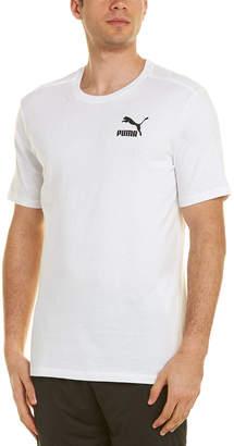 Puma Logo Box T-Shirt