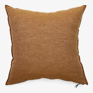 Maison de Vacances Washed Linen Pillow Tobacco