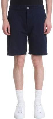 Levi's Indigo Blue Denim Shorts