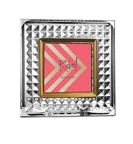 Waterford Crystal Rebel Picture Frame 4 x 4In