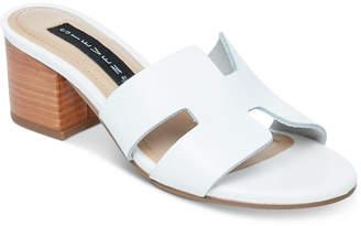 Steve Madden Steven by Women's Foreva Block-Heel Sandals