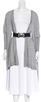 Thomas Wylde Belted Cashmere Cardigan w/ Tags