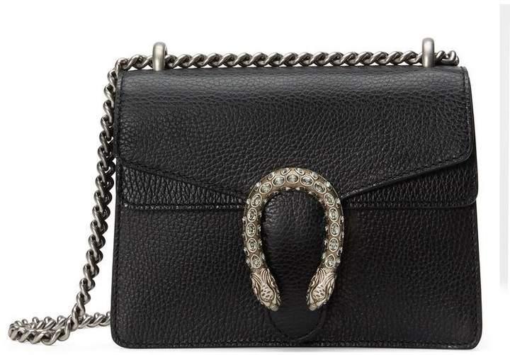 Gucci Dionysus leather mini bag