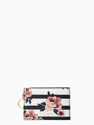 Kate Spade Hyde lane rose stripe gabe