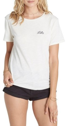 Women's Billabong Long Way Home Graphic Tee $24.95 thestylecure.com