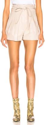 IRO Tenacity Shorts in Sand | FWRD