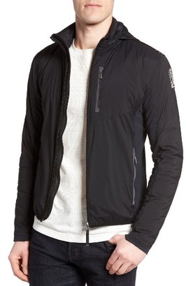 Men's Parajumpers Duluth Stand Collar Ripstop Jacket $365 thestylecure.com