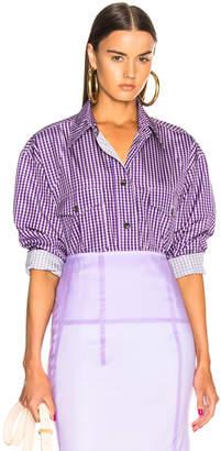 Victoria Beckham Patch Pocket Shirt
