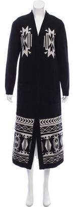 Haute Hippie Long Sleeve Knit Cardigan