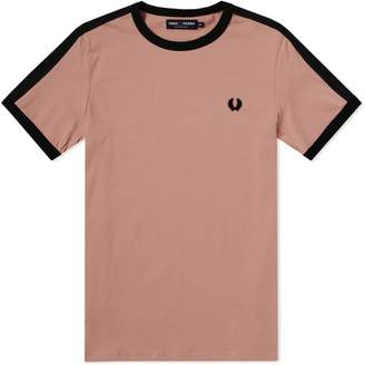 Fred Perry Authentic Tonal Taped Ringer Tee