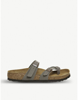 Birkenstock Mayari faux-leather sandals