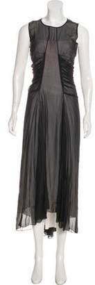 Reed Krakoff Silk Maxi Dress