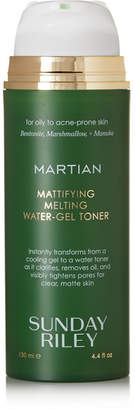 Sunday Riley - Martian Mattifying Melting Water-gel Toner, 130ml - one size $55 thestylecure.com