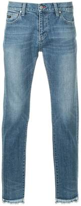 Loveless slim-fit jeans