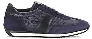 Saks Fifth Avenue Leather & Suede Sneakers