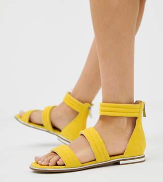 Blink strap flat sandals