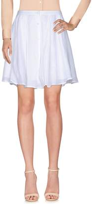 Theory Knee length skirts - Item 35368289CJ