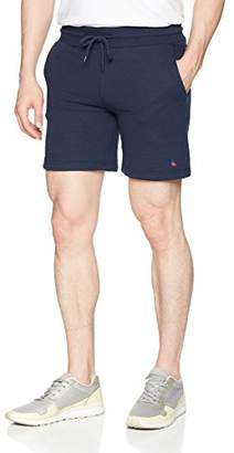 Russell Athletic Heritage Men's Explorers French Terry Eagle R Fleece Shorts