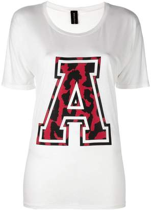 Alexandre Vauthier A プリント Tシャツ