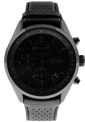1513474 Grand Prix Watch Black