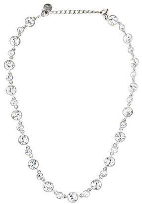 Givenchy Crystal Station Necklace