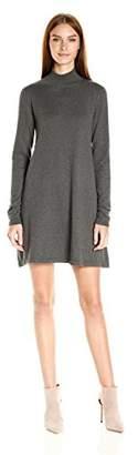 Susana Monaco Women's Turtleneck Dress