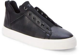 Calvin Klein Black Valorie Slip-On Sneakers