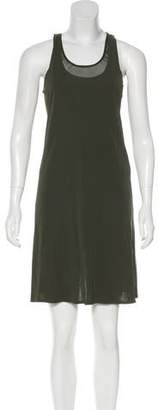 Alice + Olivia Racerback Knee-Length Dress