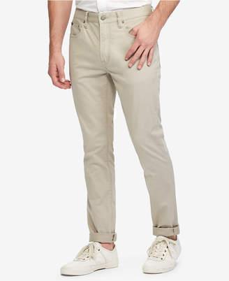 Polo Ralph Lauren Men's Prospect Slim-Straight Sateen Pants