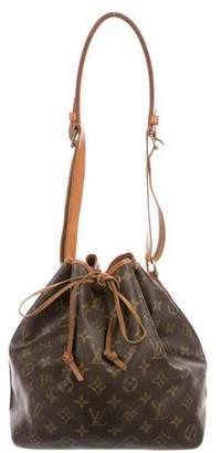 Louis Vuitton Monogram Noé Bucket Bag