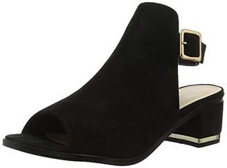 New Look Women's Wide Foot Vampire Ankle Boots (Black 1), (38 EU)