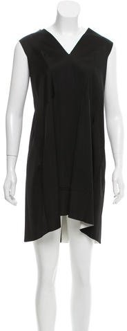 Balenciaga  Balenciaga Sleeveless Mini Dress