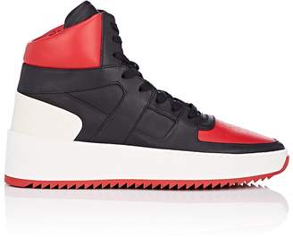 Fear Of God Men's Basketball Leather Sneakers