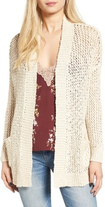 Women's Astr The Label Avery Cardigan $98 thestylecure.com