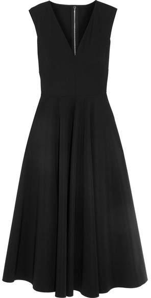 Philosophy di Lorenzo Serafini - Stretch-jersey Midi Dress - Black