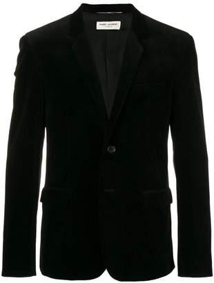 Saint Laurent corduroy blazer