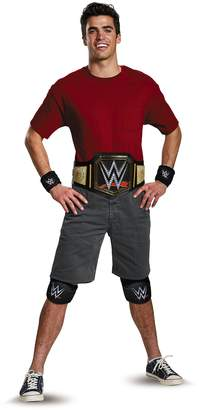 Disguise Men's WWE Championship Belt Adult Costume Kit
