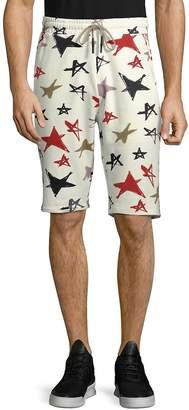Antony Morato Men's Star-Print Shorts