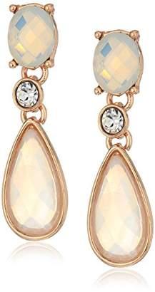 Anne Klein Post Drop Earrings