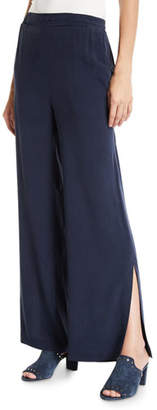 Go Silk Silk Crepe Pull-On Pants