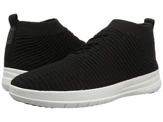 FitFlop Uberknit Slip-On High Top Sneaker in Waffle Knit